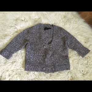 Kersh crop sweater
